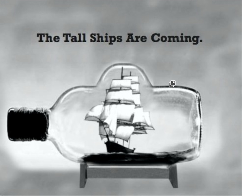 Tampa Tall Ships Event Poster Teaser